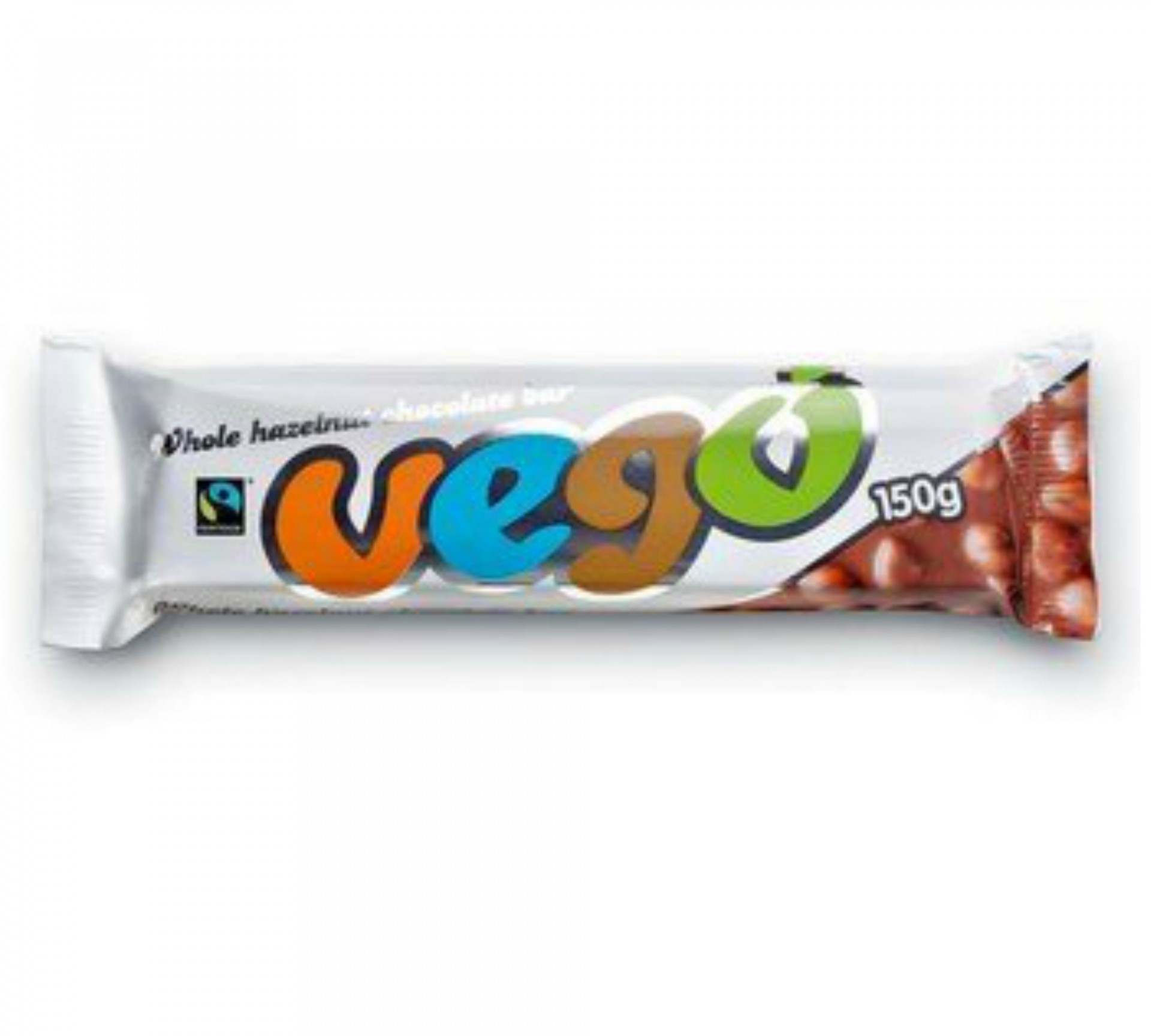 Chocolate com Avelã 150g | Vego