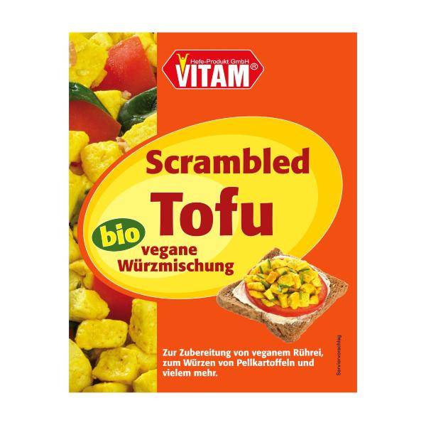 Mistura de especiarias Bio p/ tofu