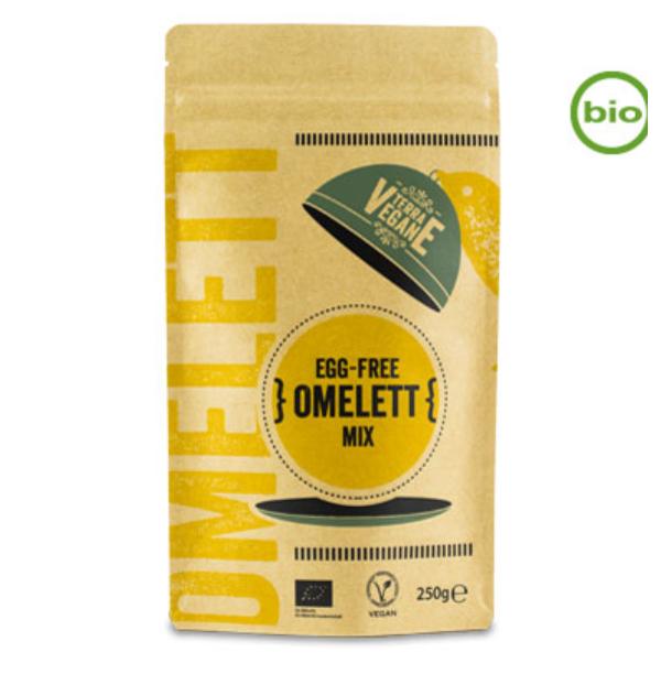 """Mistura p/ Omelete """"Egg-Free"""""""