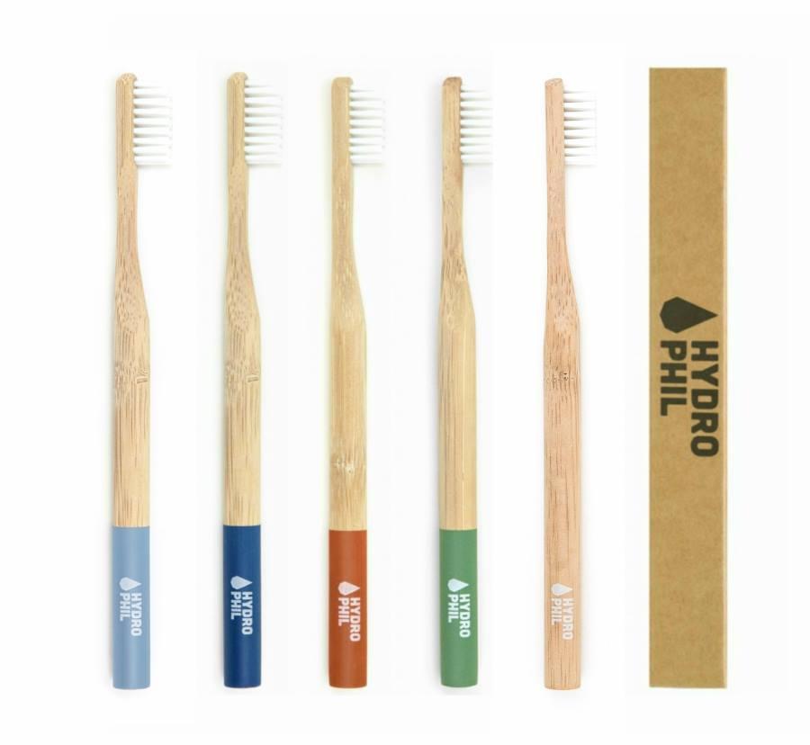 Escova de Dentes em Bambu | Médio-Suave