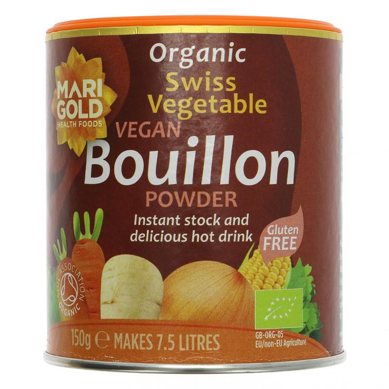 Caldo de Vegetais em pó 150grs