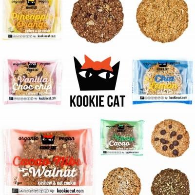 Bolachas Kookie Kat