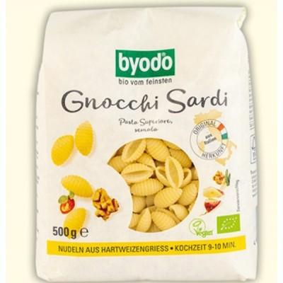 Gnocchi de trigo Bio