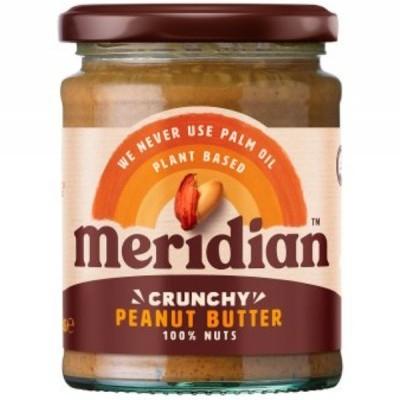 Manteiga de Amendoim Pedaços | Meridian