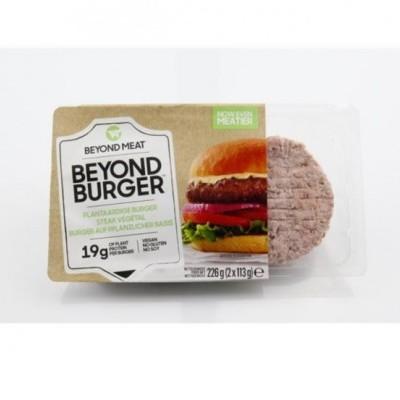 Hambúrguer Vegetal a base de proteína de ervilha 2 unidades