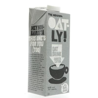 Bebida Vegetal de Aveia Edição especial cafetaria | Oatly