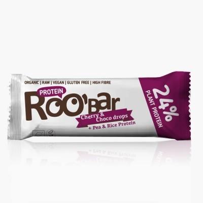 Barra Roo'Bar de Proteína 40g