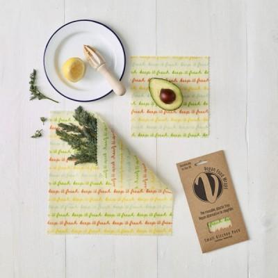 Food Wrap Orgânico e Vegano