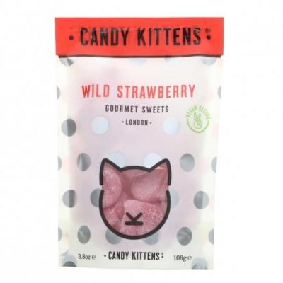 """Gomas de Morango """"Candy Kittens"""""""