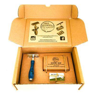 Kit Máquina de Barbear