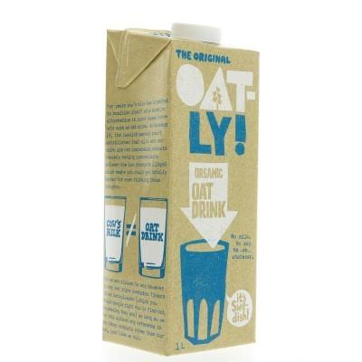 Bebida Vegetal de Aveia Orgânica | Oatly