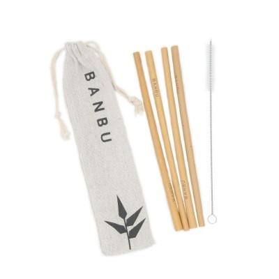 Kit Palhinhas em Bambu