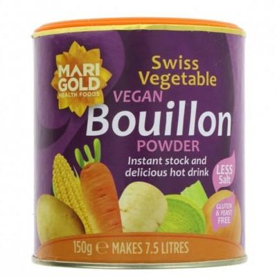 Caldo de Vegetais c/Baixo teor de Sal