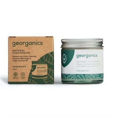 Pasta de Dentes Natural e Orgânica   Georganics