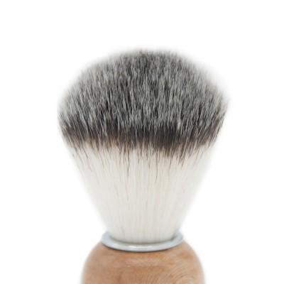 Pincel para Barbear em Bambu