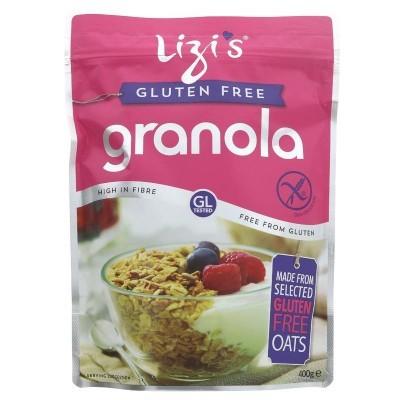 Granola Sem Gluten | Lizi's
