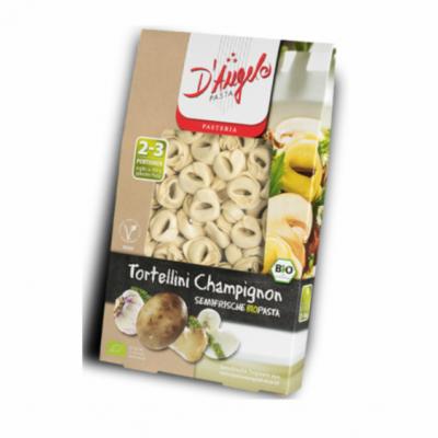Tortellini com Cogumelos
