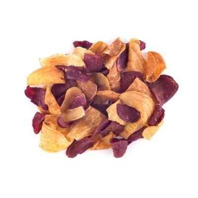 Chips de batata doce c/ alecrim