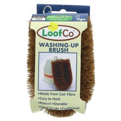 Escova Biodegradável para Loiça
