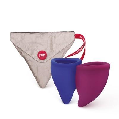 Pack 2 Copos Menstruais | Fun Cup
