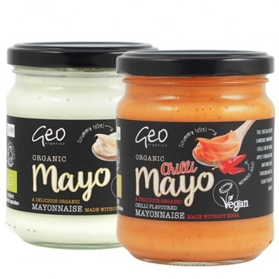 Maionese  | Geo Organics