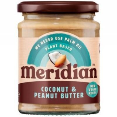 Manteiga de Amendoim c/ côco / Meridian
