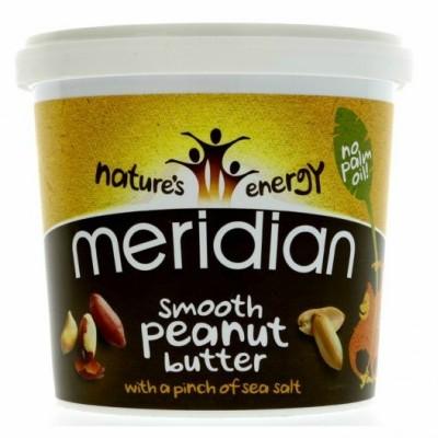 Manteiga de Amendoim Cremosa com sal  | Meridian
