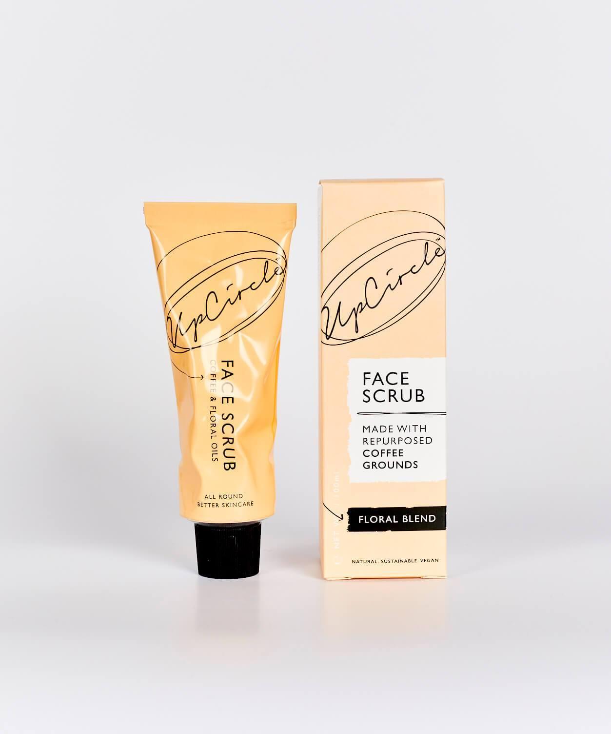 Esfoliante Facial de Borras de Café UpCircle - Pele Sensível