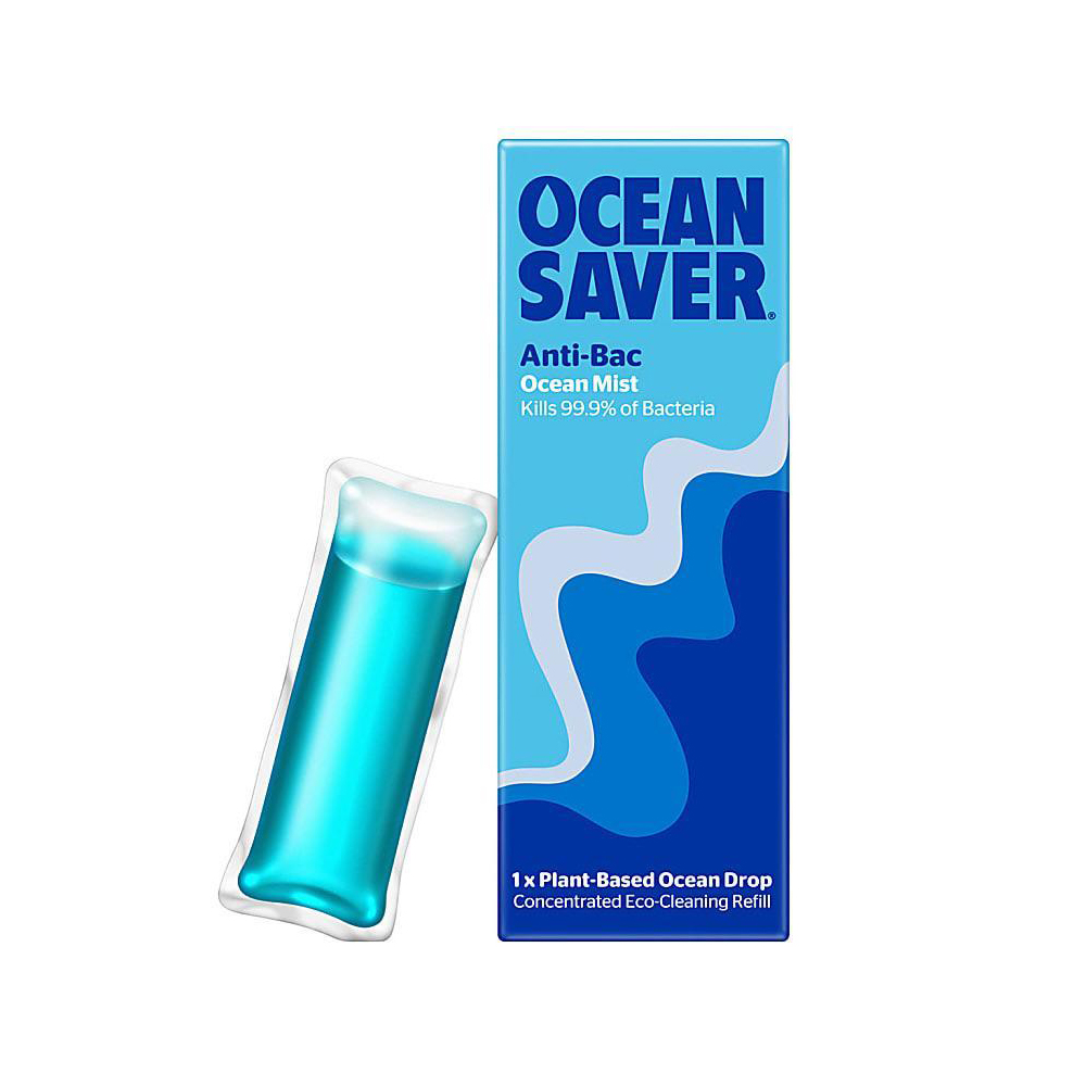 Cápsula de Limpeza Antibacteriana - OceanSaver