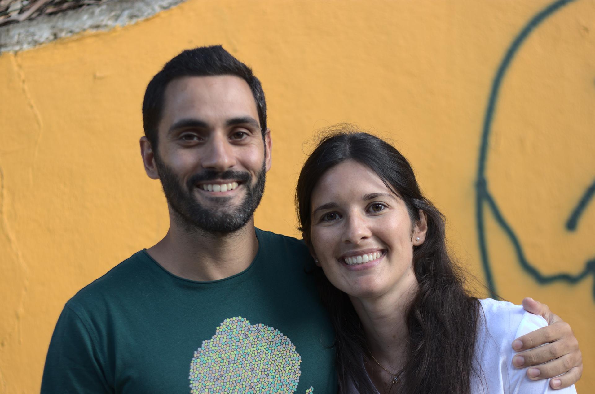 Foto Jorge e Vanessa