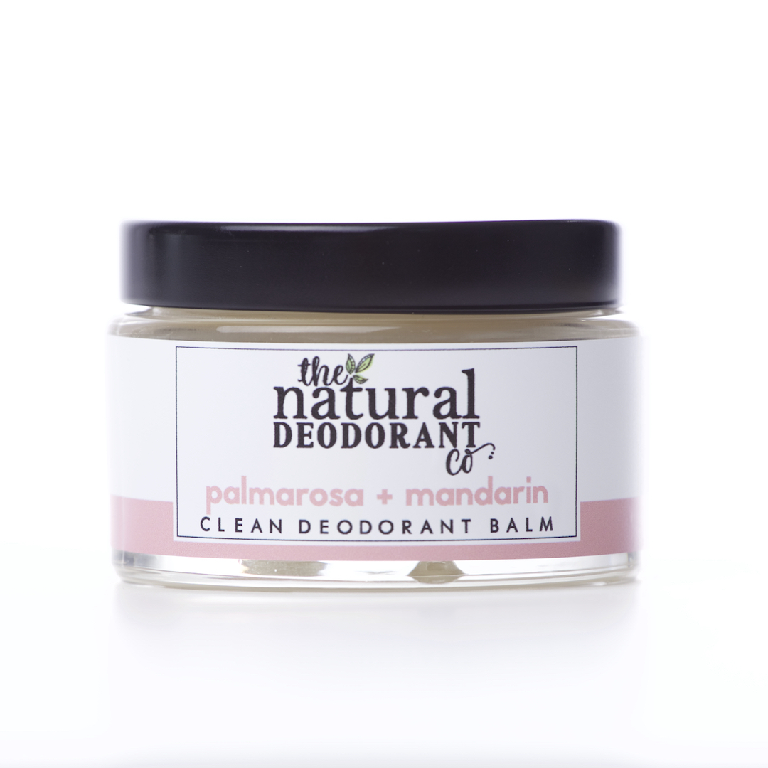 Desodorizante Natural Palmarosa + Tangerina - The Natural Deodorant Co