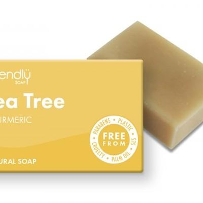 Sabonete Natural de Banho/Mãos - Friendly Soap