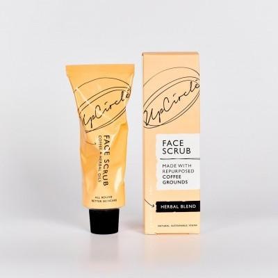Esfoliante Facial de Borras de Café UpCircle - Pele Mista a Oleosa