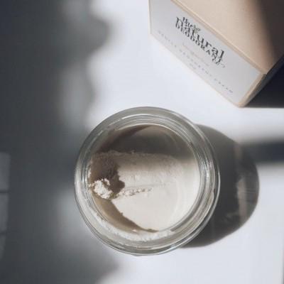 Desodorizante Natural em Creme Tangerina - The Natural Deodorant Co