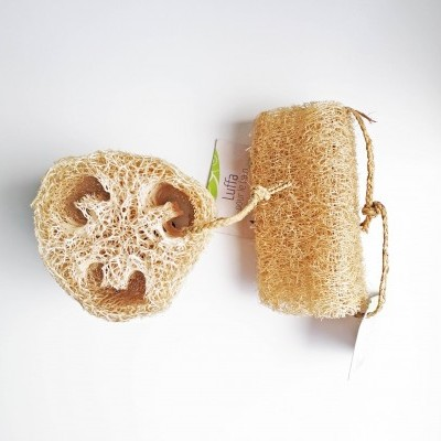 Esponja de Luffa para Banho - Anaé