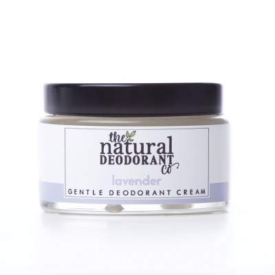 Desodorizante Natural em Creme Lavanda - The Natural Deodorant Co