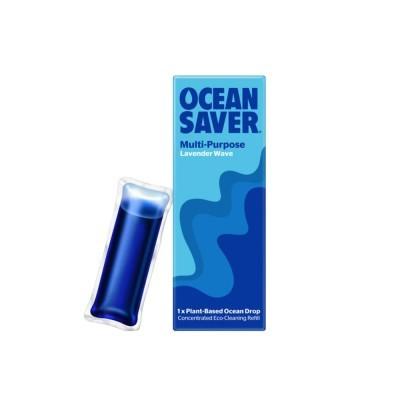 Cápsula de Limpeza Multiusos de Lavanda - OceanSaver