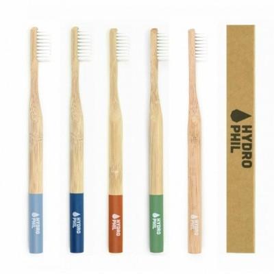 Escova de Dentes Bambu Adulto - Média | Hydrophil