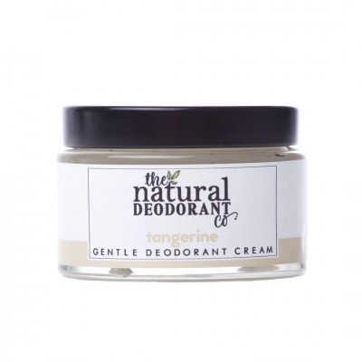 Desodorizante Natural em Creme Tangerina - The Natural Deodorant Co