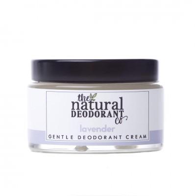 Desodorizante Natural em Creme Lavanda - The Natural Deodorant Co