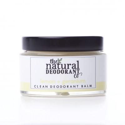 Desodorizante Natural Limão + Gerânio - The Natural Deodorant Co