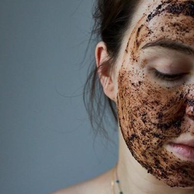 Esfoliante Facial de Borras de Café UpCircle - Pele Seca
