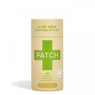 Pensos Rápidos Biodegradáveis de Aloe Vera - Patch