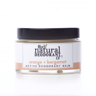 Desodorizante Natural Laranja + Bergamota - Active - The Natural Deodorant Co