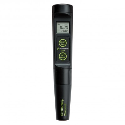 Medidor de EC/TDS/Temperatura