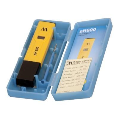Medidor de pH económico PH600