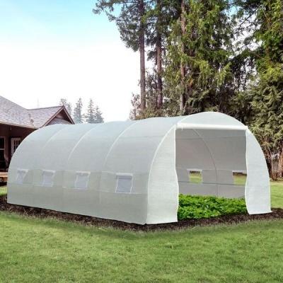 Invernadero 600 x 300 x 200 cm - Blanco