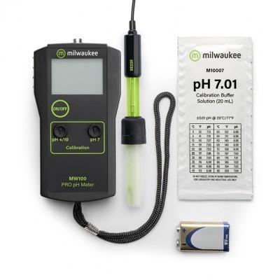 Medidor de pH MW101-SOIL PRO