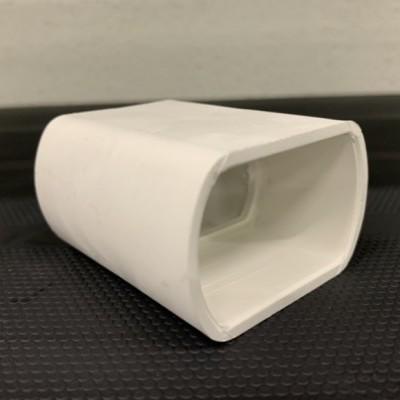 Unión para tubería perforado de 49 mm