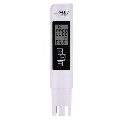 Medidor TDS / EC / Temperatura